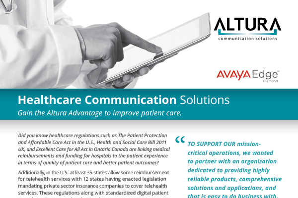 Healthcare Communication Solutions