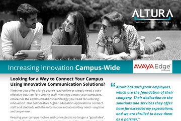 Altura Higher Education Solutions