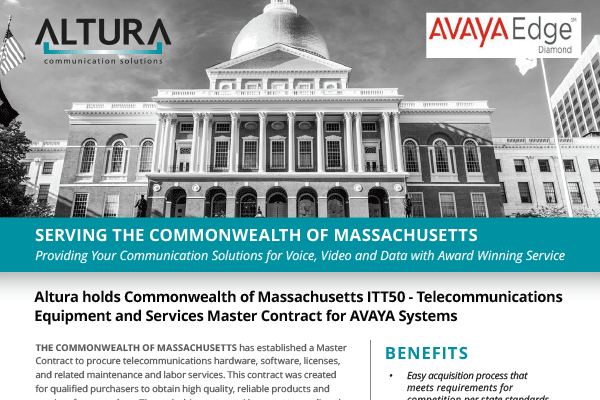 Serving the Commonwealth of Massachusetts