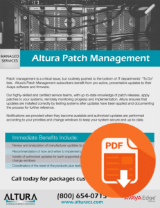 Altura Patch Management