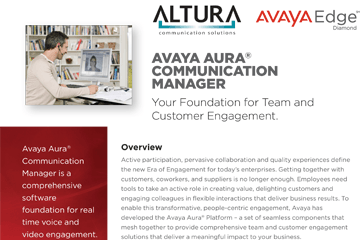 Avaya Aura Communication Manager