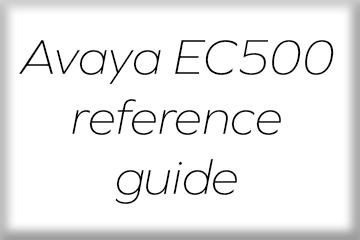 Avaya EC500