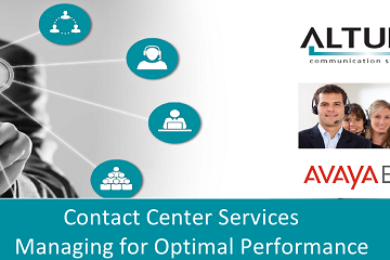 Contact Center Managed Services