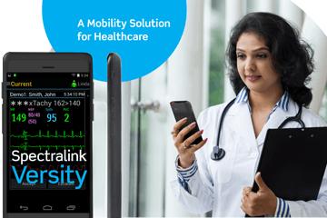 Versity Clinical Smartphone Brochure
